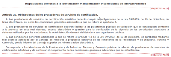 Real Decreto 1671-2009-Art23-3
