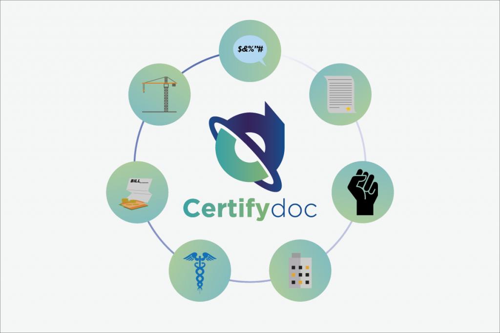 Certifydoc-Usecases