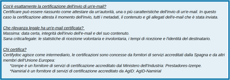 Certifydoc-ConcettiChiave